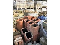 Reclaimed Flue Liners