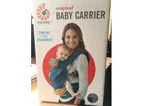 Ergo baby carrier in box, vgc