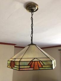 Tiffany stile lampshade