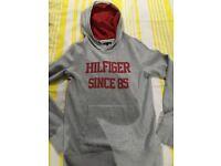 Boys Hilfiger hoodie age 11-12
