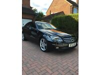 Mercedes CLC CDI 200 fully loaded Coupe in Mint Condition with Full Merc History and MOT SEPT 2019
