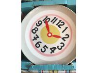 Cath Kidston 'clocks' side plates