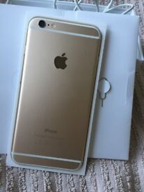 Good Condition iPhone 6 Plus Gold 16GB All Networks