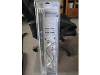 Croydex Fineline Shower curtain rod/rail