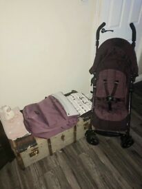 Mamas & Papas Voyage Puschair/Buggy Bundle