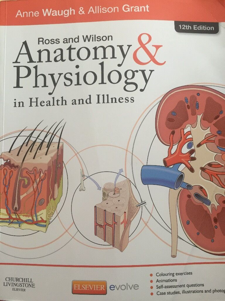 Ross and Wilson Anatomy & Physiology in Jealth and Illness 12th ...