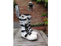 Wulf motocross/enduro/trials boots