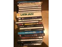 Various cd's mainly jazz