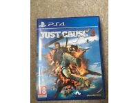 JUST CAUSE 3 PS4 PLAYSTATION 4