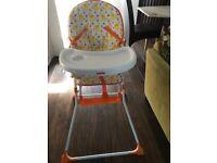 Mamia high chair like new