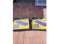2 x Inflatable Single Beds - Never Used