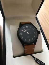 Christopher Ward C8 Flyer 44mm automatic men's watch brand new in box with 5 year warranty