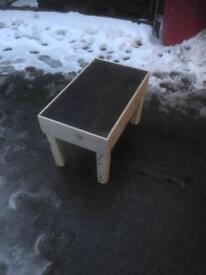 Chalk Board / Table