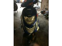 scooter for sale spares or repair swap pls read add