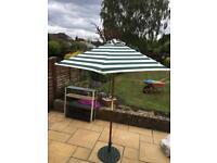 Garden umbrella/parasol