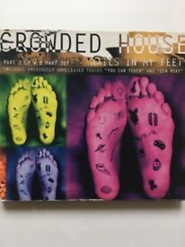 CROWDED HOUSE - NAILS IN MY FEET (AUDIO CD)