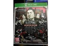Sleeping Dogs Deginitive Edition Xbox One