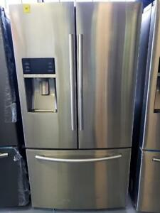 59- Neuf New Refrigerateur Frigo Samsung Stainless 36'' Refrigerator Fridge