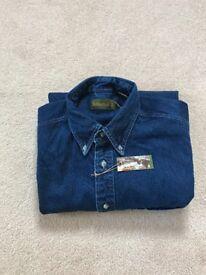 Timberland Demin Shirt