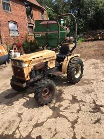 Marshall 264 Compact Tractor 4WD