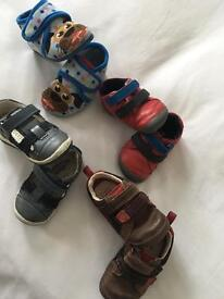 Baby shoes (pre-walkers)