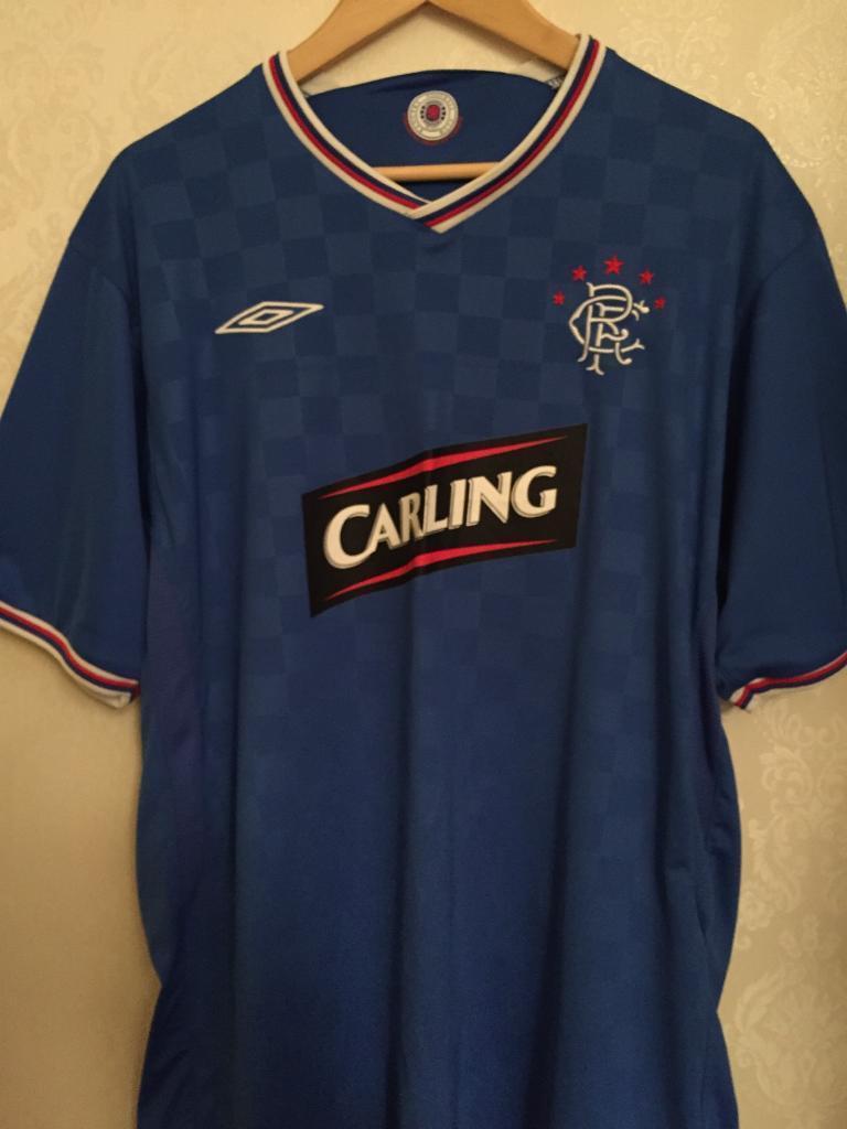 save off 22b52 f1ace Rangers football club xxl shirt   in Kidlington, Oxfordshire ...