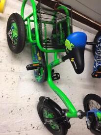 Trike / trikes / bicycles / 3 wheels