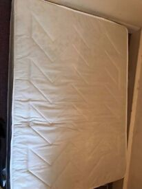 Almost new (used for 2 weeks) mattress for sale