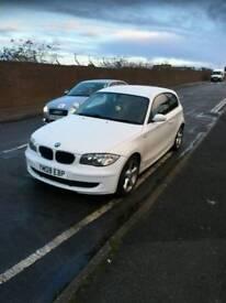 BMW 1SERIES 118D 08 PLATE