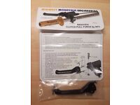 Midwest Mountain Clever Clutch Lever - Magura 1C - Reduces Pull by 50% - KTM