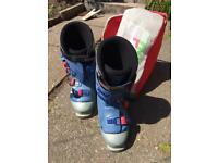 Nordica Vertech 65, pair of ski boots. EU men size 43