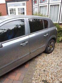Vauxhall Astra spares repairs