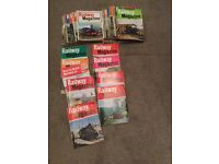 Railway magazines for sale
