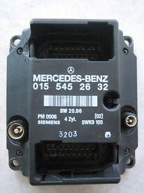 PMS ecu for Mercedes E200 W124, 0155452632, 015 545 26 32