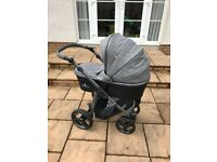 Venicci 3 in 1 Travel System + IsoFix Base