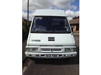 Great little adventure van for sale!