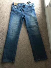 BNWT next jeans slim fit 14