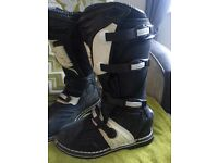 Thor motocross boots size 12 adult