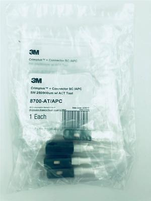 New Lot Of 10 3m 8700-atapc Crimplok Connectors