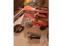 Black and decker grinder