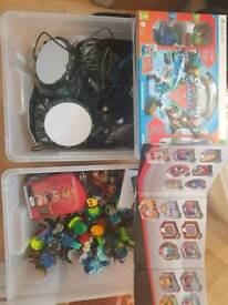 Sky landers and disney infinity massive lot