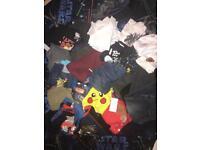 Children's clothes age 6-7