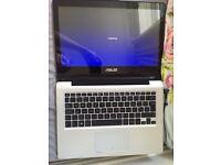 ASUS Laptop Transformer Flip Book 360 rotating touch screen
