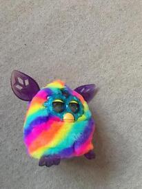 Rainbow furby
