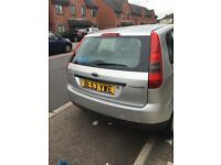 Ford Fiesta 2003 cheap low mileage