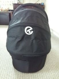 black oyster carrycot