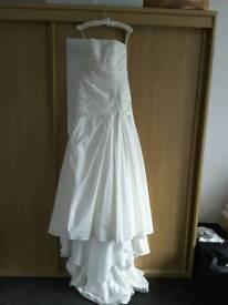Anna Sorano wedding dress