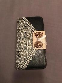 Brand New IPhone 6 Design Stylish Pretty Book Case