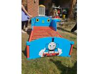 Toddler bed Thomas