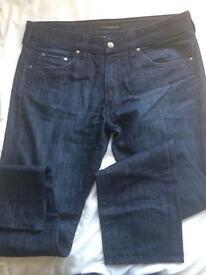 Calvin Klein men's jeans W32 L32
